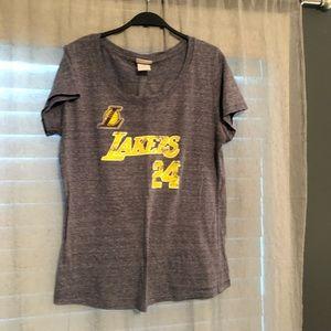 Women s Kobe Bryant T Shirts on Poshmark 9b6c9587fd